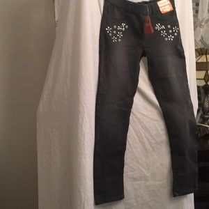 NWT cute jeans for girls